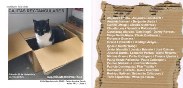 Instituto Tele Arte / Cajitas Rectangulares
